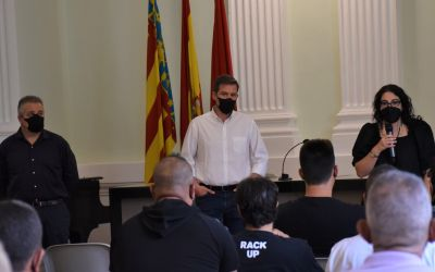 L'Ajuntament de Xàtiva incorpora 34 nous treballadors per als propers dos mesos