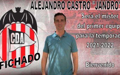 El Acero confia el seu primer equip a Jandro Castro