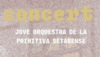 La Jove Orquestra de la Primitiva Setabense tanca el curs amb un concert al Saló d'Actes de la Casa de Cultura