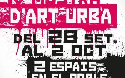 La IV Mostra d'Art Urbà torna a l'Alcúdia de Crespins al mes de setembre