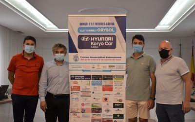 Torna el torneig de Tennis Orysol Xàtiva després d'un any d'aturada a causa de la pandèmia