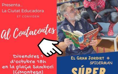 Xàtiva Unida organitza un contacontes per celebrar la publicació del seu nou butlletí