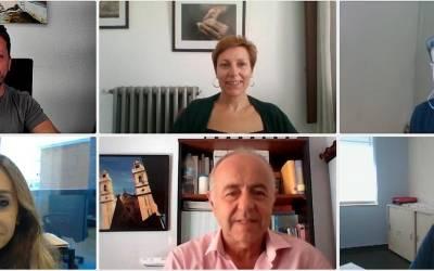 L'alcalde de La Font de la Figuera es reuneix amb la secretària autonòmica de Sanitat