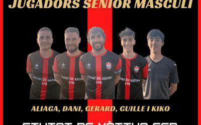 "El sénior masculí del CDX s'estrena en ""La Nostra Copa"""