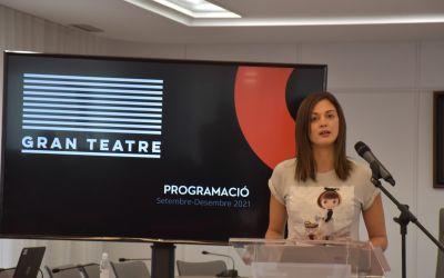José Sacristán i Cayetana Guillén Cuervo encapçalen la programació del Gran Teatre de l'últim quadrimestre de l'any