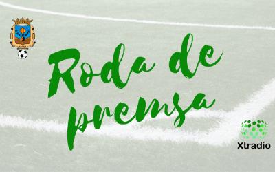 CD OLÍMPIC 1-0 FC JOVE ESPAÑOL / ANTONIO MORENO / TERCERA DIVISIÓ RFEF / JORNADA 2