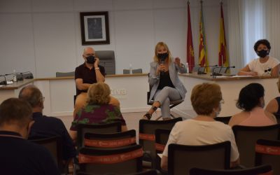 L'Ajuntament de Xàtiva i les entitats socials locals inicien una campanya per a la vacunació dels col·lectius vulnerables