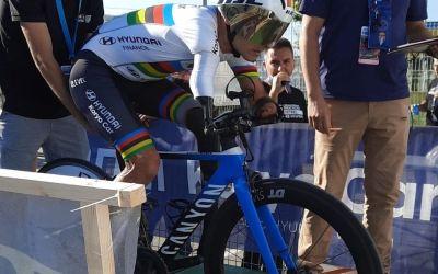 Xàtiva i Sedaví coronen als campions autonòmics de ciclisme adaptat en ruta i CRI