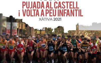 La Pujada al Castell de Xàtiva torna amb molta força