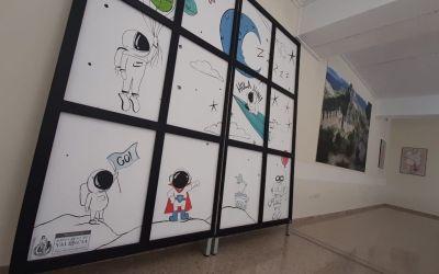 L'Hospital Lluís Alcanyís compta amb nova decoració