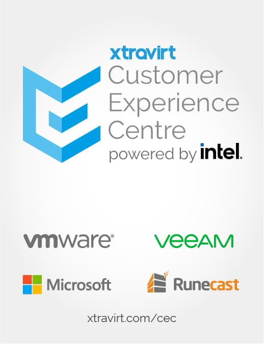 Customer Experience Centre - with a seclection of solution vendors