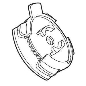 Fixation masque GoBandit GPS