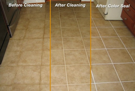 Tile  Grout Color Seal  XTreme Carpet  Upholstery