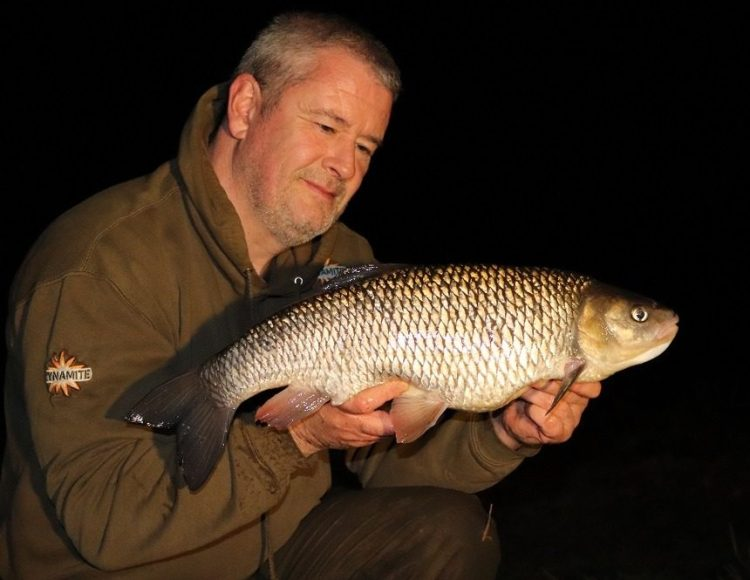 tony gibson chub fishing