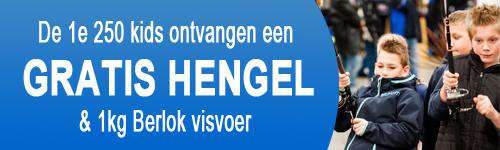 De Hengelsport- en Botenbeurs, die van vrijdag 29 november tot en met zondag 1 december in de Jaarbeurs in Utrecht gehouden wordt, is de belangrijkste beurs voor zowel de fanatieke sportvisser als de beginnende of instappende sportvisser.