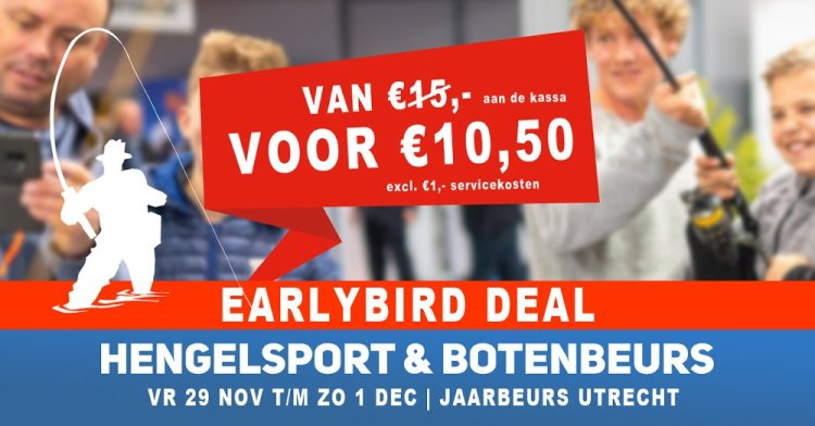 Earlybird Deal