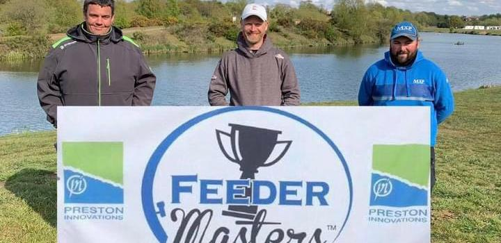 Rob Wootton qualifies for Feedermasters and Feederking Finals