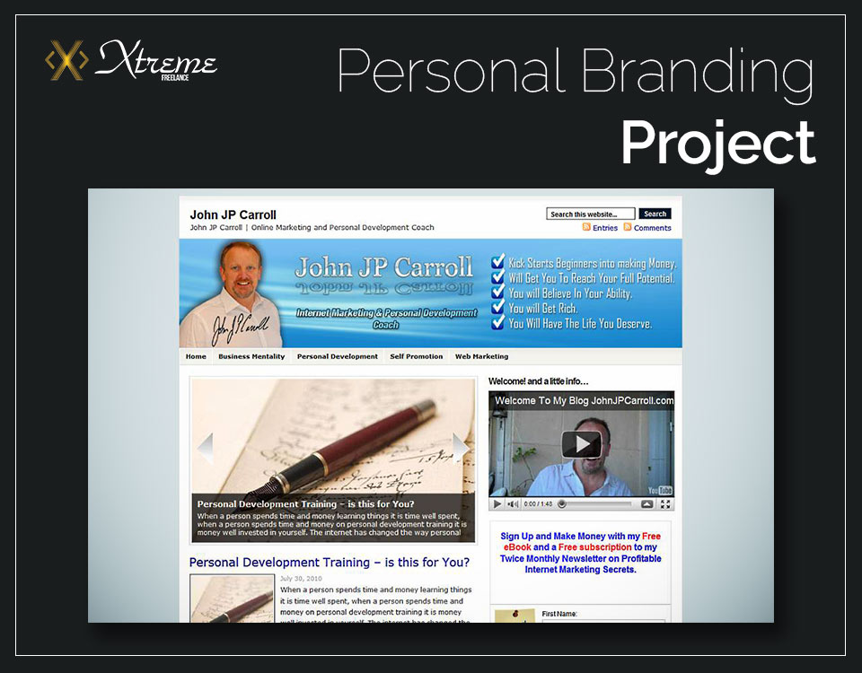 Personal-Branding-Project