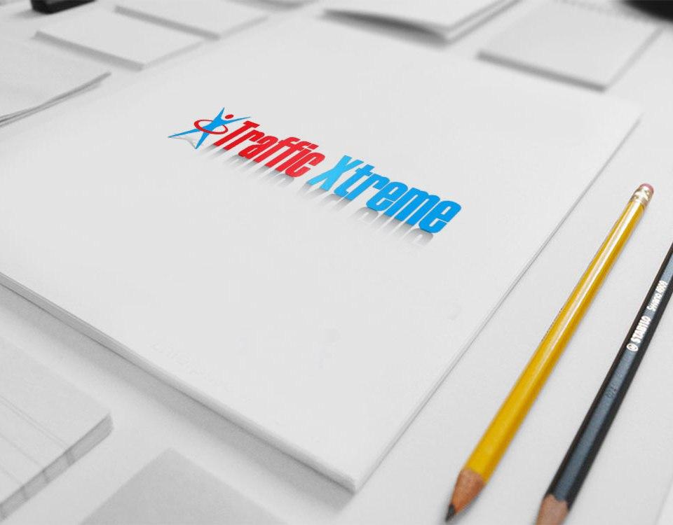 Traffic Xtreme Logo Project