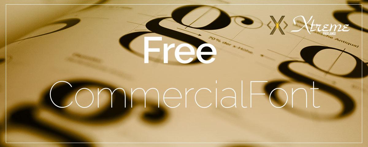 Free commercial font - Ardina Script