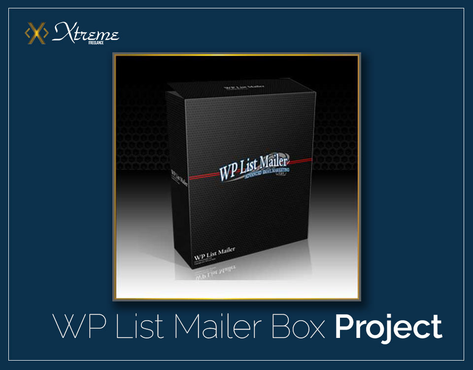Product Box WP List Mailer