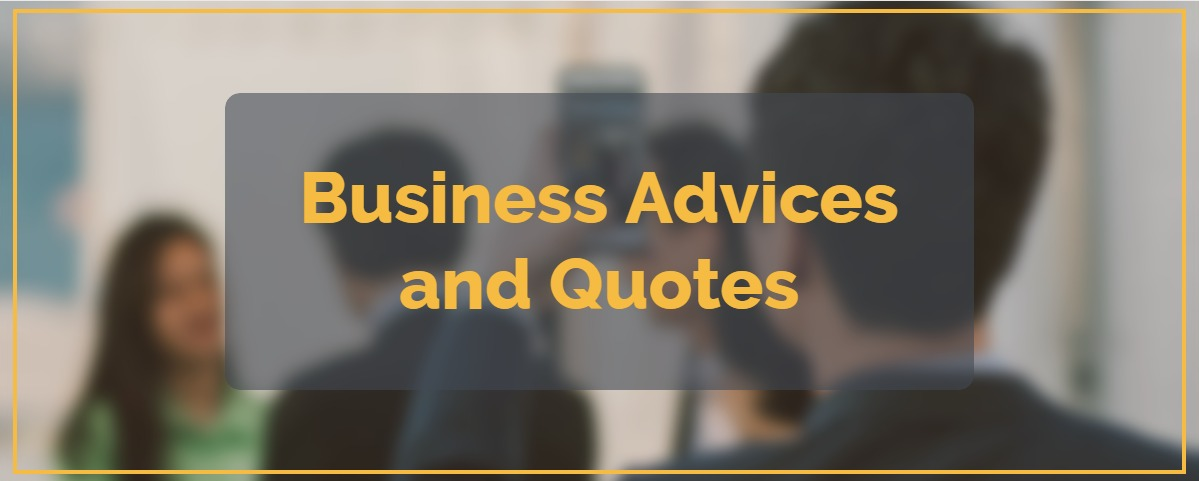 Business Advices and Quotes 32