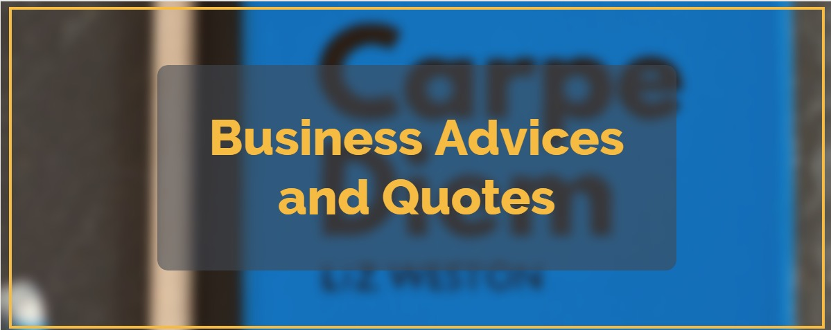 Business Advices and Quotes 44