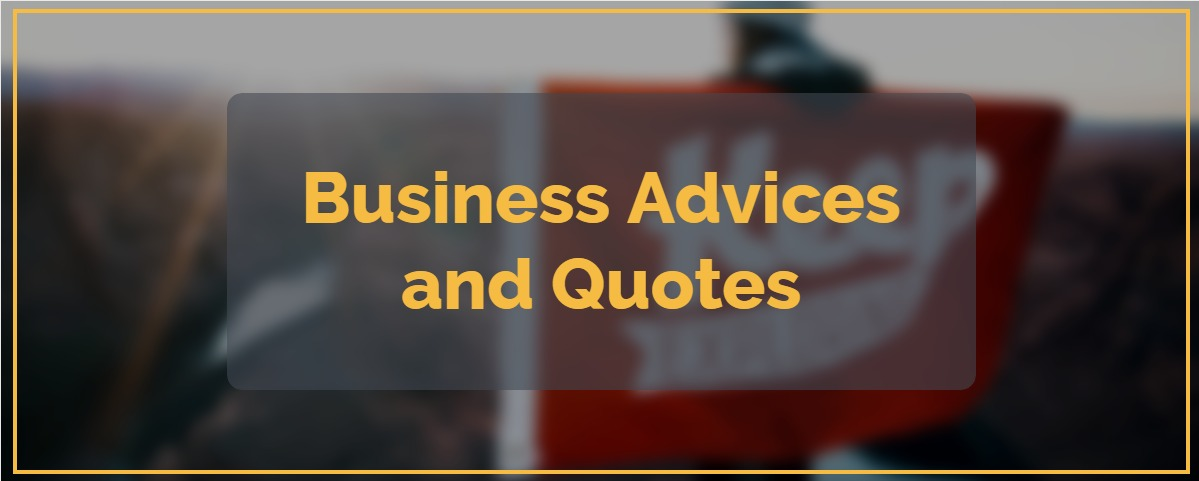Business Advices and Quotes 31