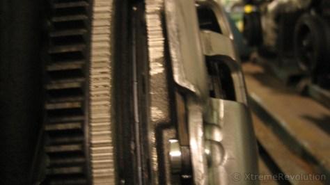 Corvette Small Block Flywheel