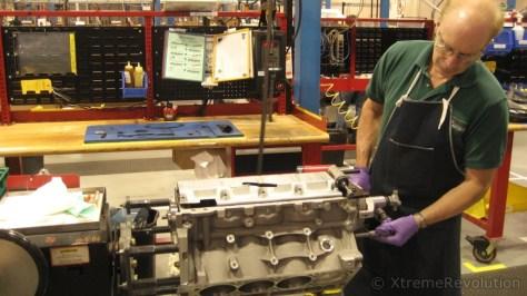 Corvette LSX Engine Cam Cover Assembly