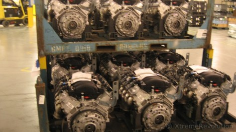 Corvette LS3 Engines