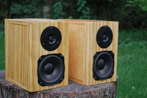 Starfish 2-way Speakers