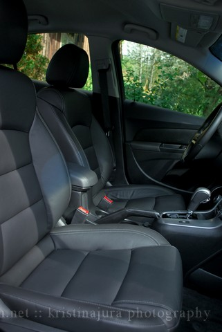 2012_Chevy Cruze LTZ Leather Seats