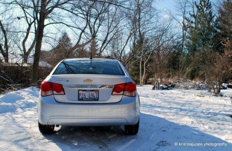 Chevy Cruze Eco Tail Lights