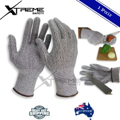 Cut Gloves For Kitchen Corner Cabinet Xtreme Safety Ebay Stores