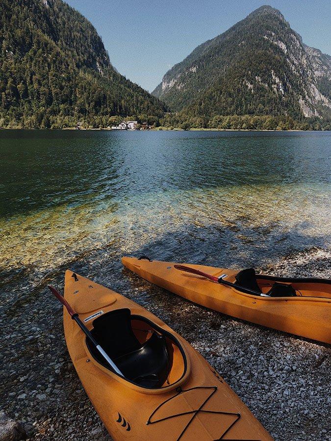 Sit-on top vs Sit-in kayaks - 1
