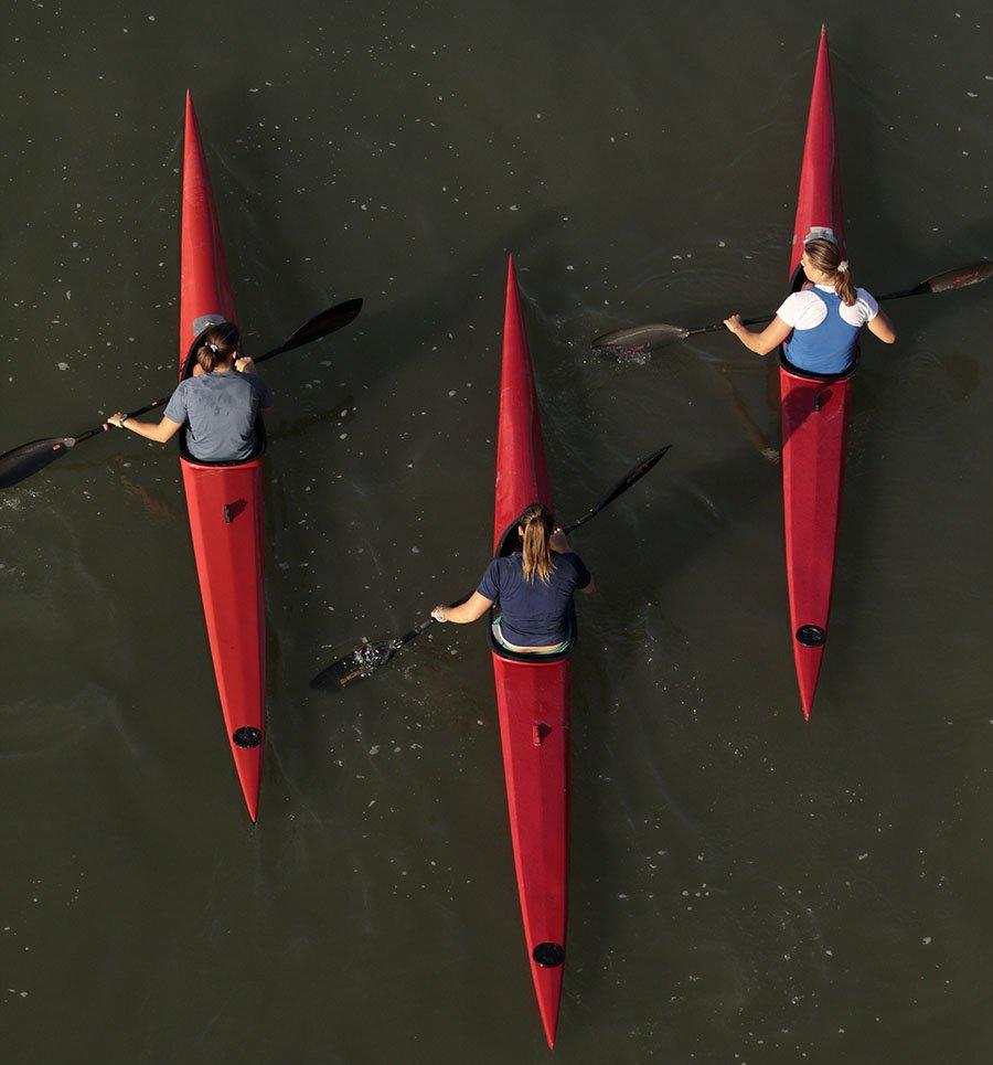 Sit-on top vs Sit-in kayaks - 3