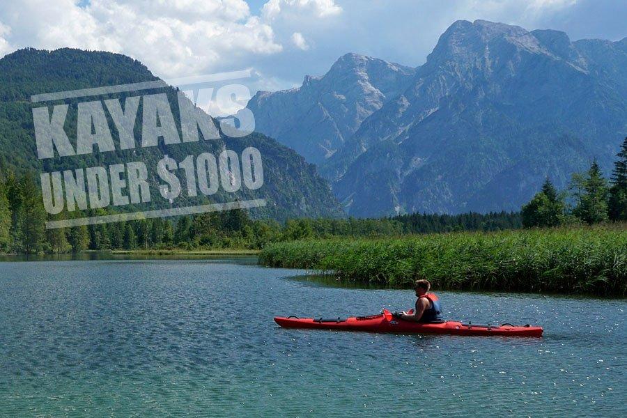 Best kayaks under 1000 dollars