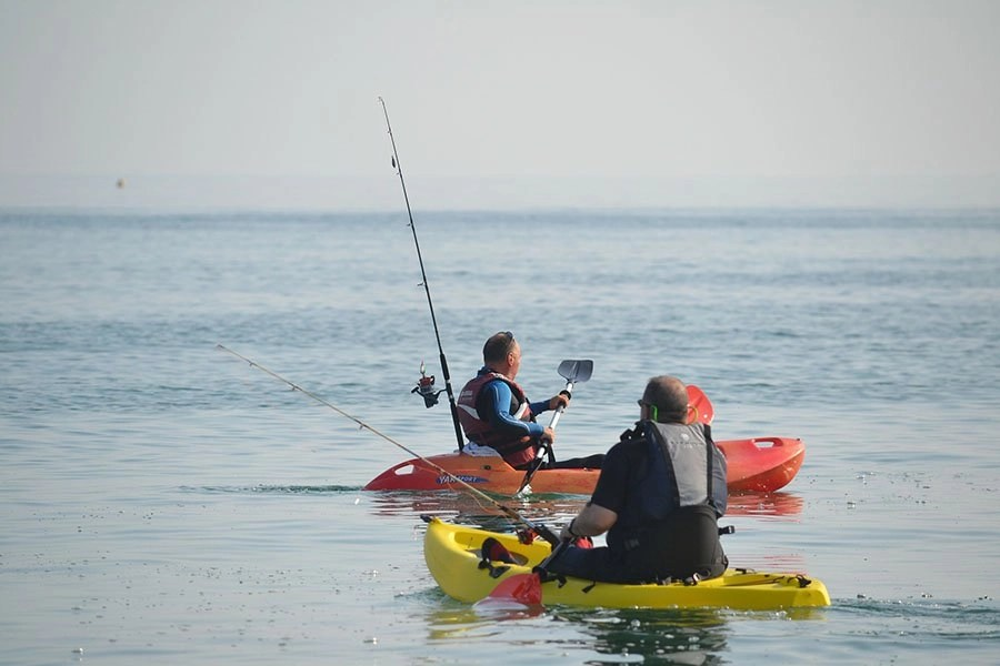 best fishing kayaks - guide 2
