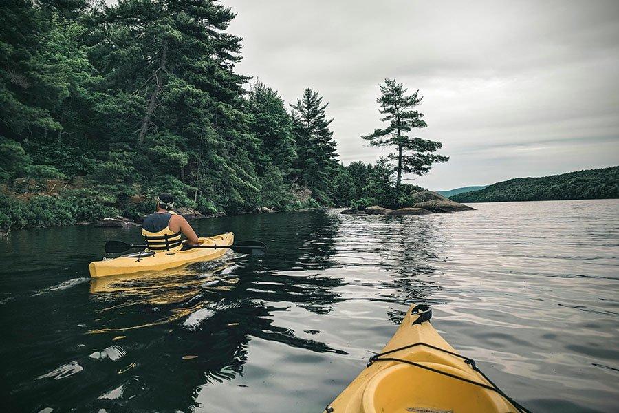 kayak skeg - thumb