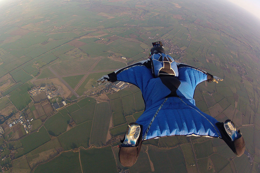 Wingsuit Flying Category