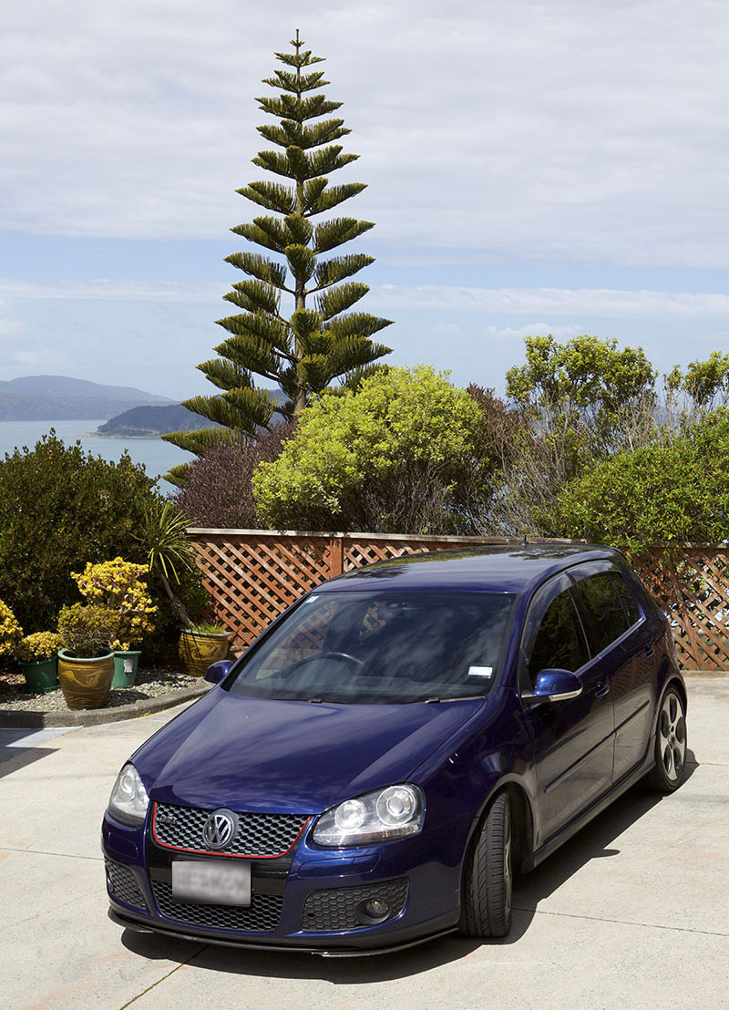 hight resolution of golf tuning taupo