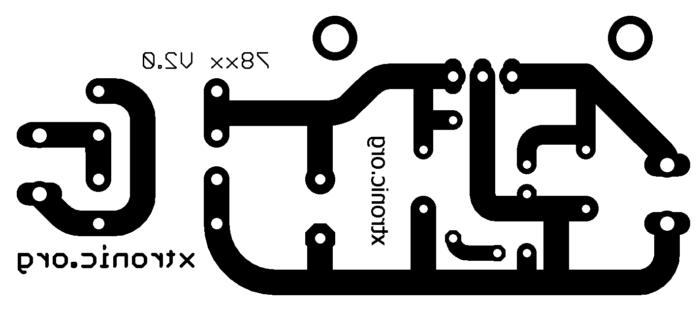 78xx power supply