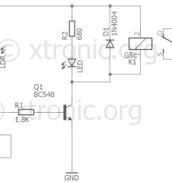 module circuit light sensor with ldr light dependent resistor light dependent resistor circuit diagram circuit diagram light [ 1280 x 722 Pixel ]