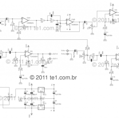 2000 Watts Power Amplifier Schematic Diagram Simple Circuit Audio With Tda2030 2 1 3 X 18 Xtronic Subwoofer 595x386
