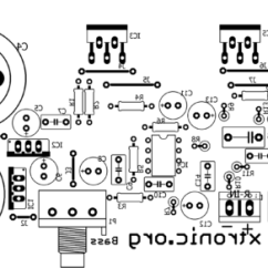 2000 Watts Power Amplifier Schematic Diagram 2001 Mitsubishi Eclipse Alternator Wiring Circuit Audio With Tda2030 2 1 3 X 18 Xtronic Pcb Layout Subwoofer Silk 700x292