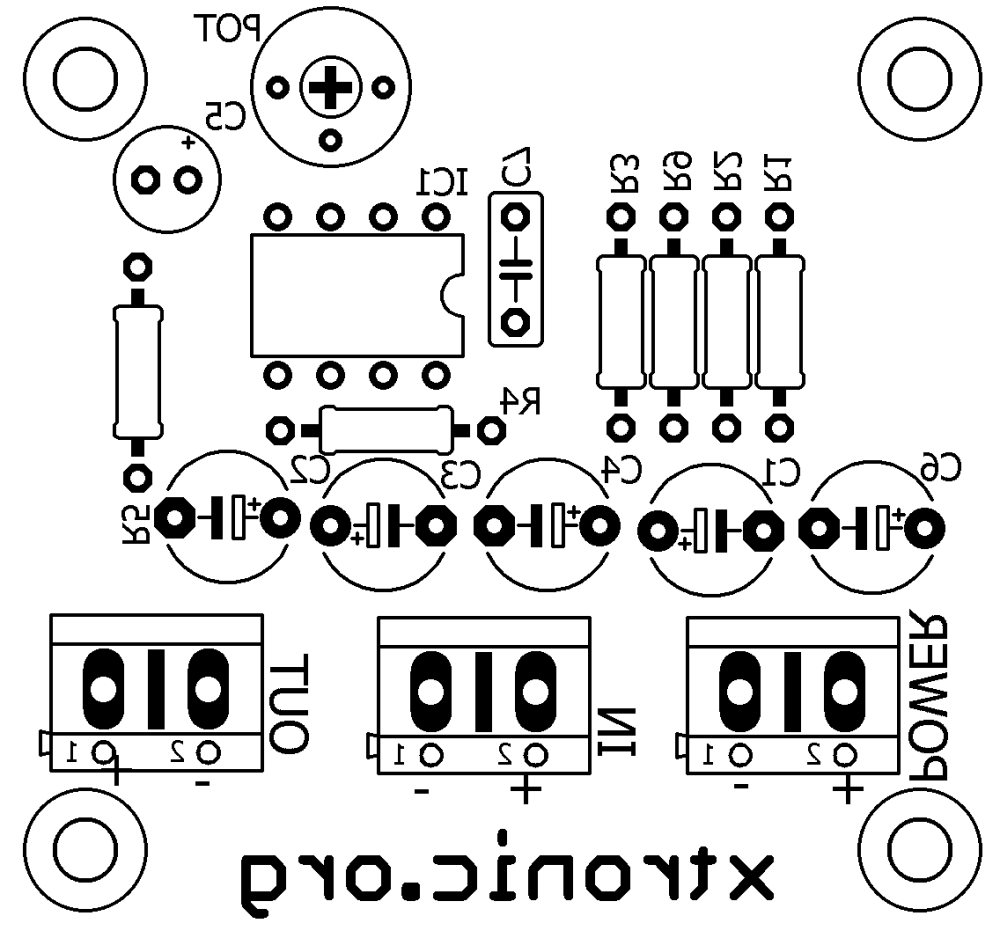 medium resolution of suggested pcb mount preamp