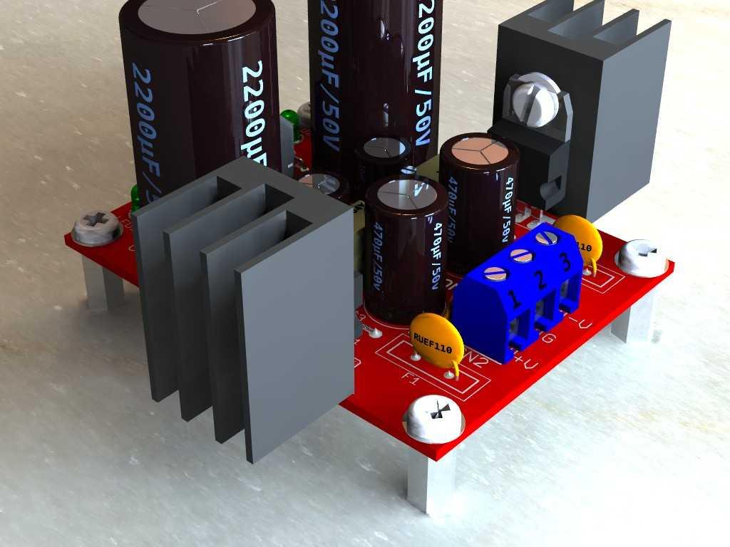Lm317 Adjustable Current Regulator Circuit