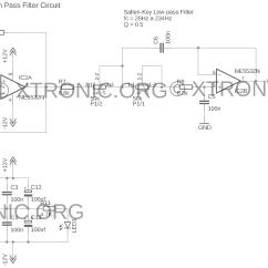 100w Subwoofer Amplifier Circuit Diagram 2000 Ford Taurus Belt Working And