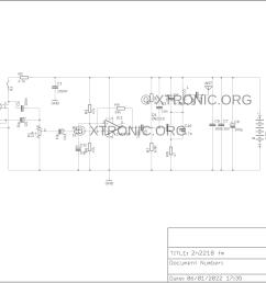 transmitter circuit diagram audio amplifier schematic circuits circuit schematics lm741 net part 2 tens circuit diagram [ 1500 x 571 Pixel ]